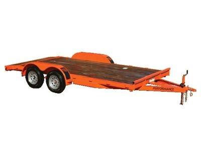2021 Performance Trailers CH7718 Car / Racing Trailer