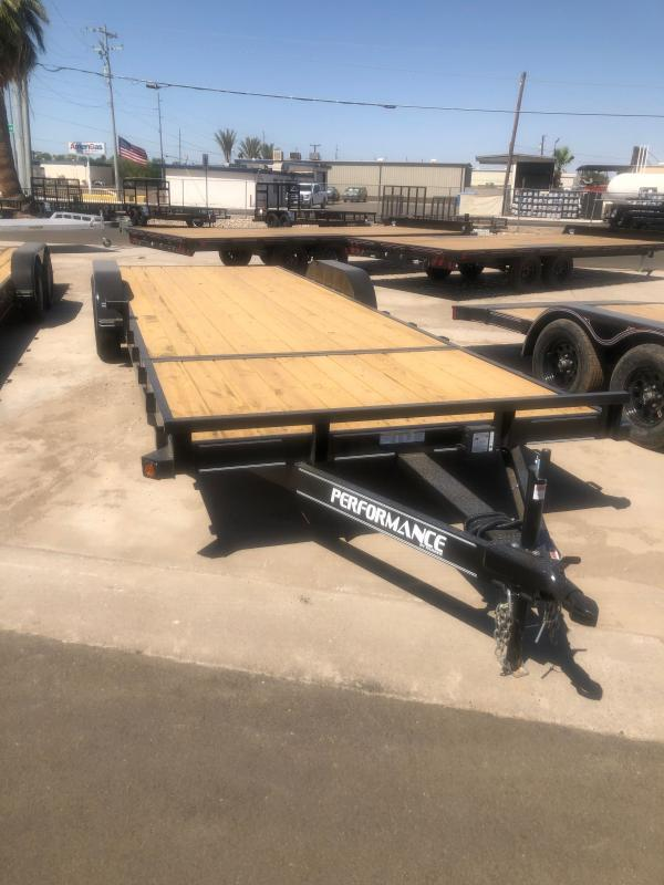 2021 Performance Trailers TCH8224 Car / Racing Trailer