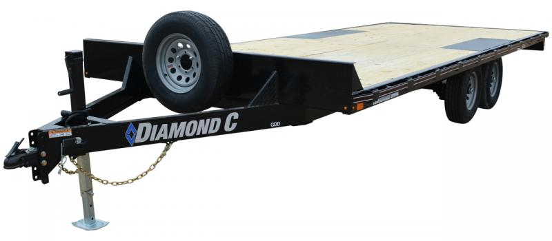 2021 Diamond C Trailers GDD Equipment Trailer