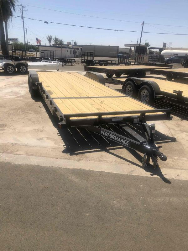2021 Performance Trailers CH8324 Car / Racing Trailer
