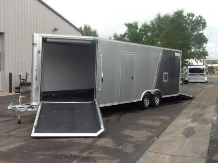 2015 Mission ALL SPORTS PACKAGE Snowmobile Trailer