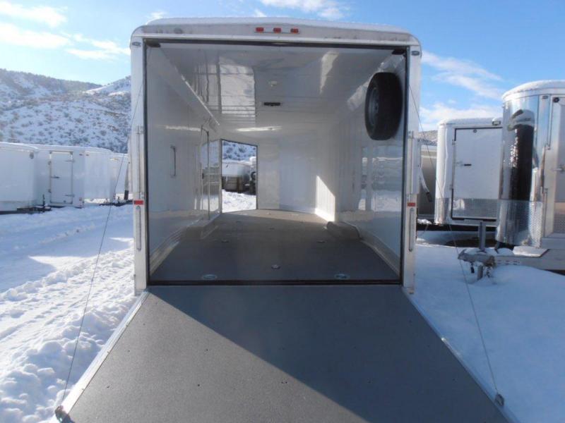2014 Charmac Trailers 28 Elite Tri-Sport Snowmobile Trailer