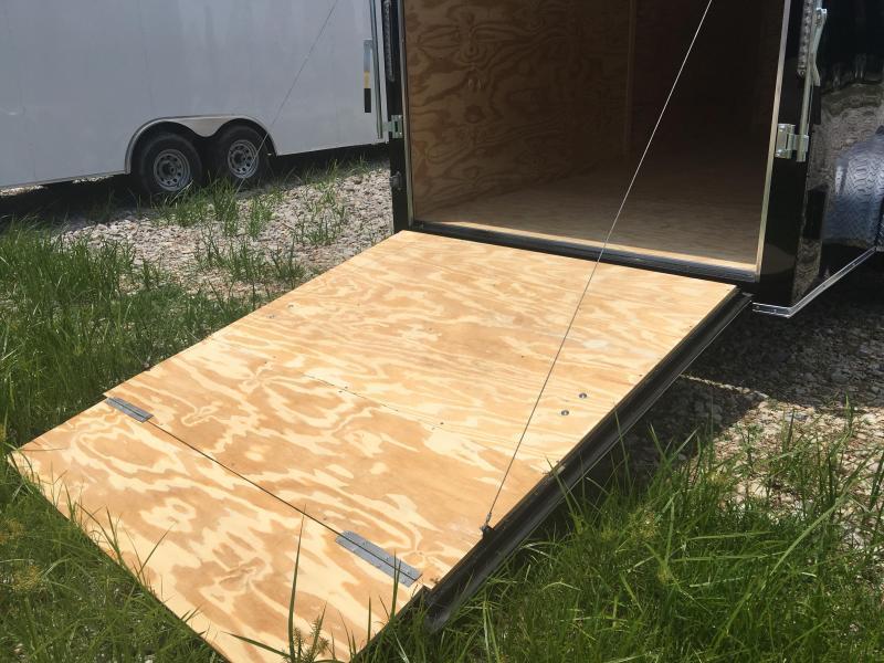 Ozark 8.5 X 14 7K Enclosed Car Hauler Trailer