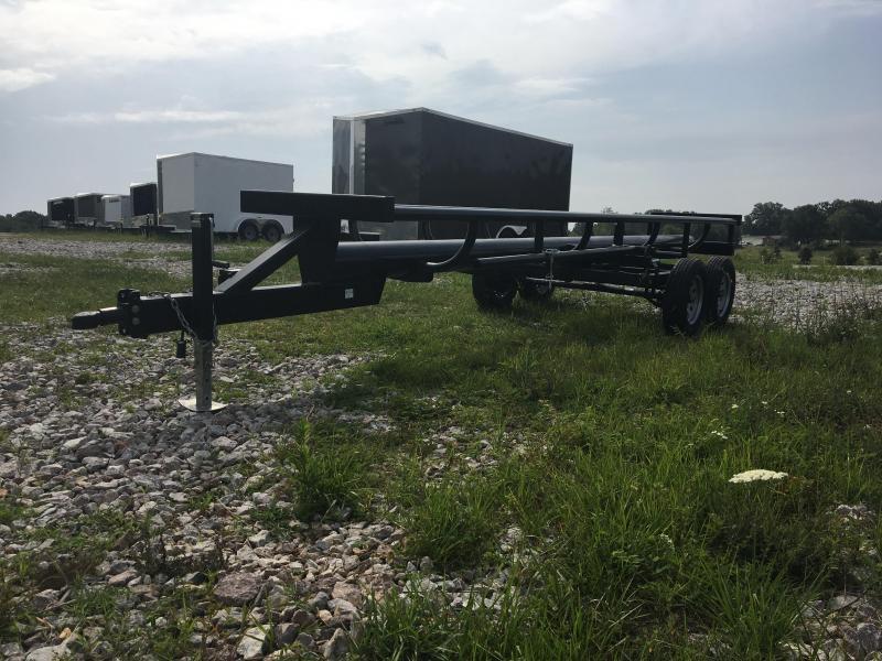 2020 Ozark 21' Bumper Pull Bale Ox Hay Hauler Hay / Forage