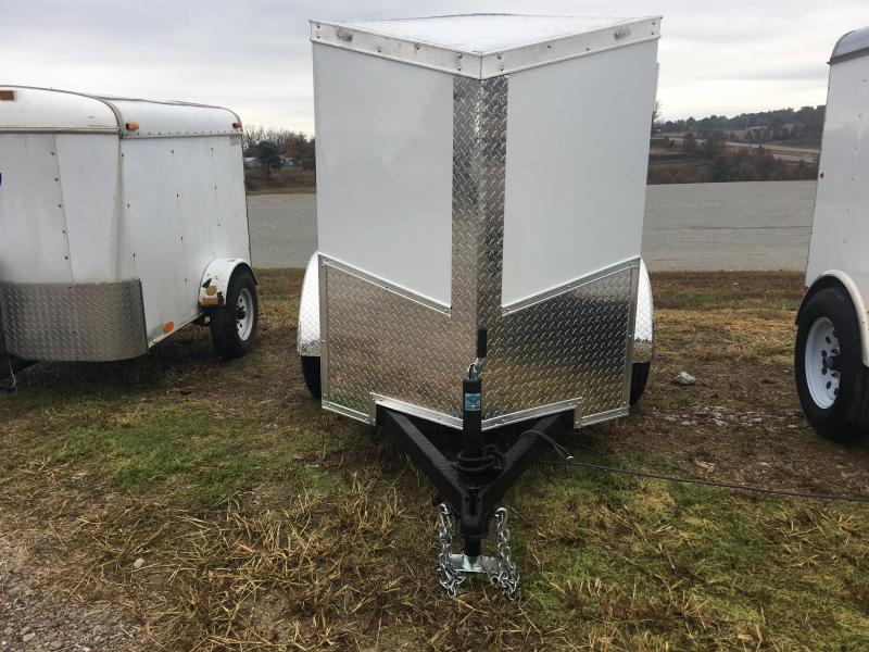 Eagle 4 X 6 Enclosed Cargo Trailer