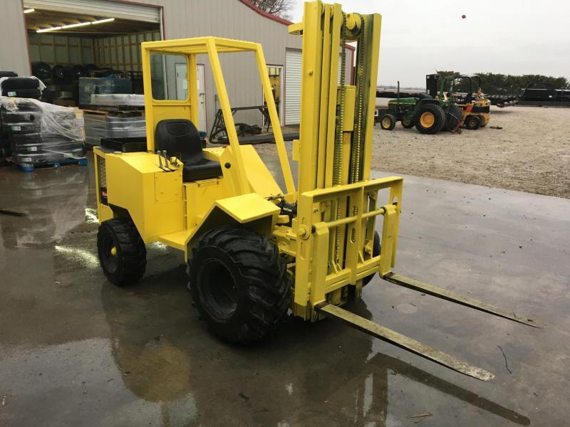 1995 Other Badger Dynamics Offroad Forklift Material Handling