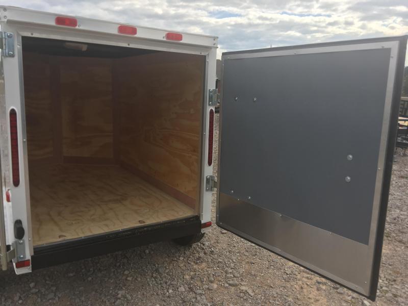 2021 Cynergy Cargo 4x6 Cargo Trailer Enclosed Cargo Trailer