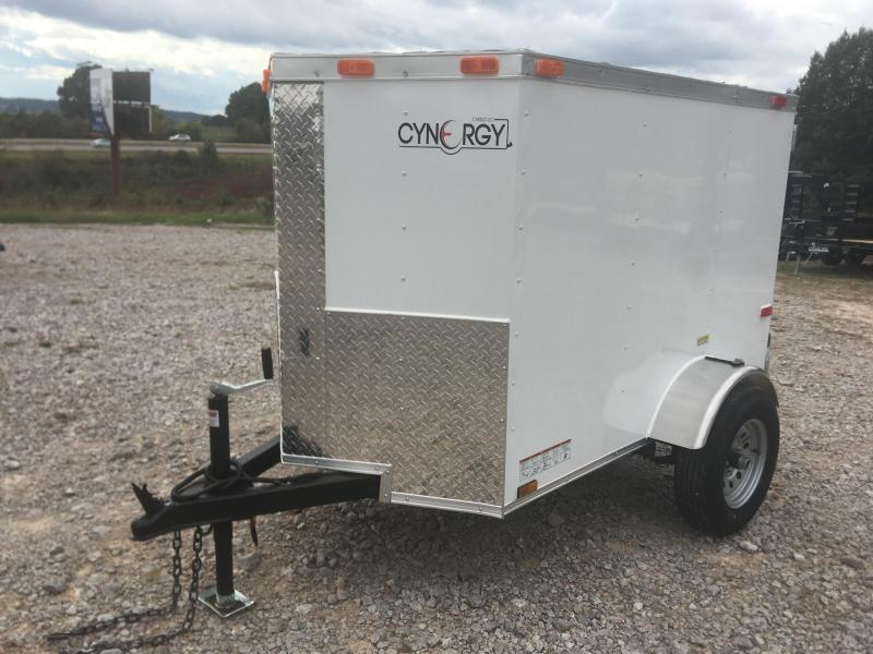 2021 Cynergy Cargo 4x6 Cargo Trailer Enclosed Cargo Trailer