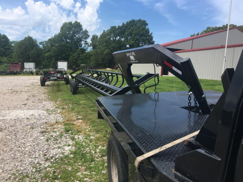 2020 Ozark 9 and 10 Bale Hay Hauler Other Trailer