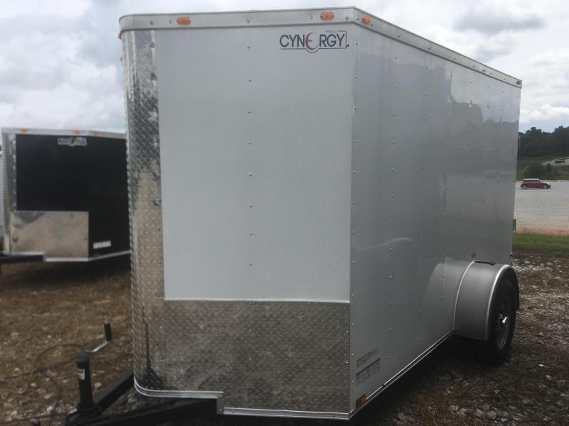 2021 Cynergy Cargo 6x10 Advanced Enclosed Cargo Trailer