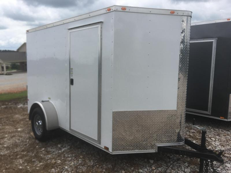 2021 Cynergy Cargo 6x10 Advanced Enclosed Cargo Trailer