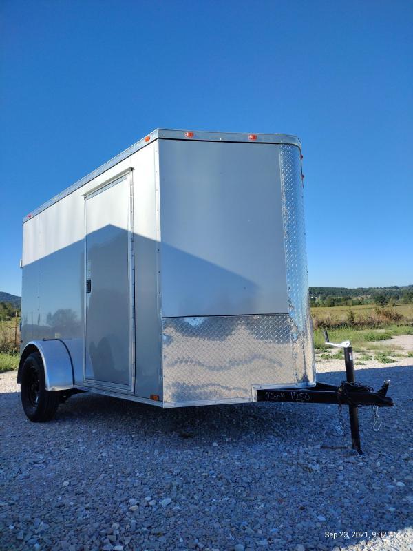 2021 Cynergy Cargo 6x10 Basic Enclosed Cargo Trailer