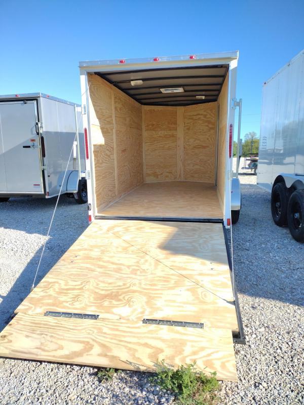 2021 Cynergy Cargo 6x12SA Enclosed Cargo Trailer