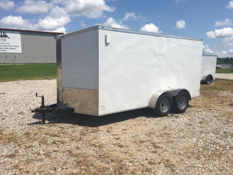 2020 Fast Cargo 7x14 Fast Tandem Axle Enclosed Cargo Trailer