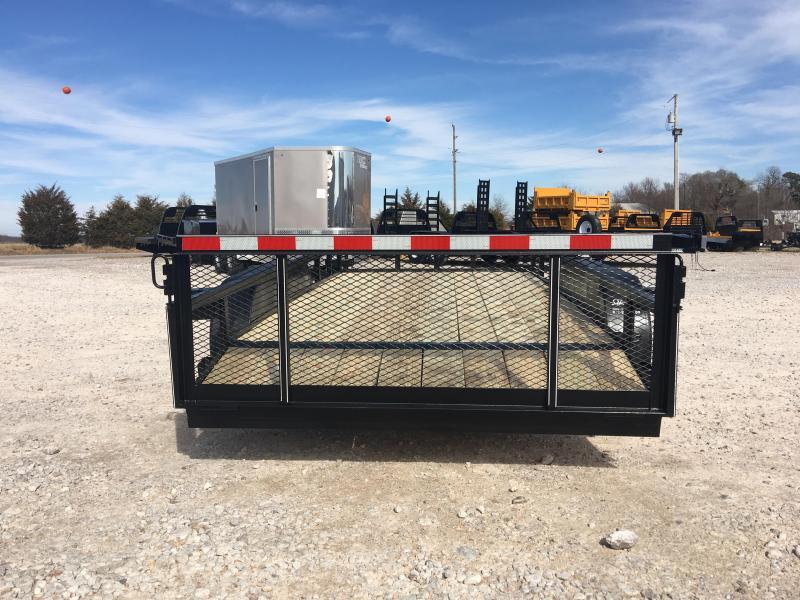Ozark 82 x 16 14K Utility