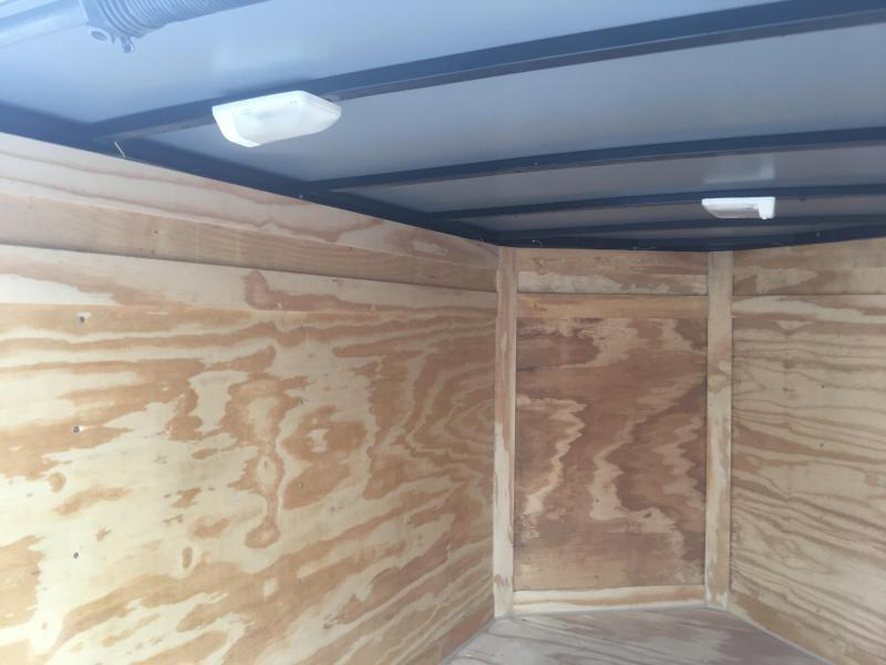 2021 Cynergy Cargo 5x8 Advanced Package Enclosed Cargo Trailer
