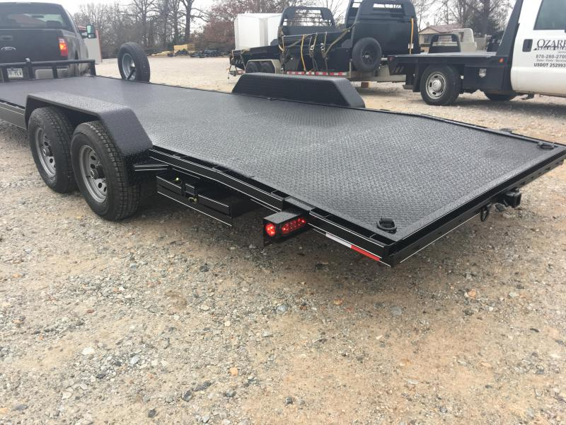Ozark 82 x 22 10K Preferred Equipment
