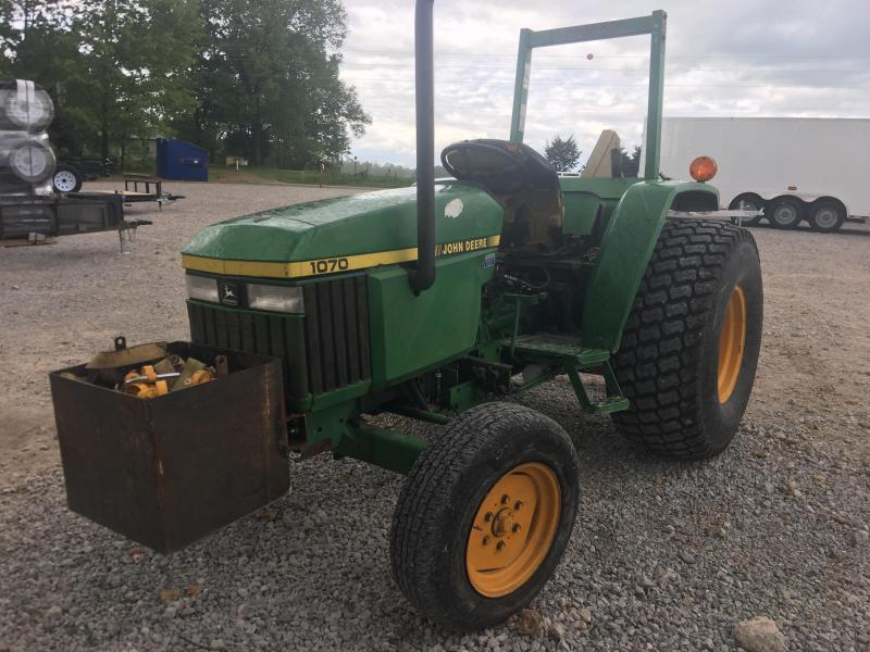 1995 John Deere 1070 with 6600 Hours