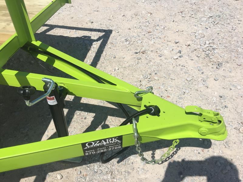 Ozark 76 x 16 7K Utility