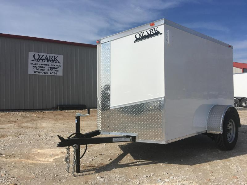 Eagle 5 X 8 Enclosed Cargo Trailer 3K