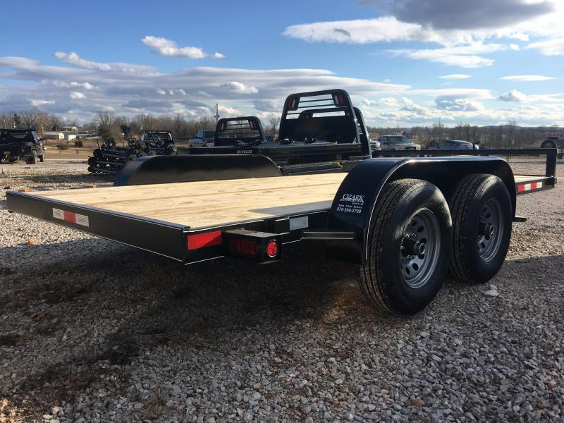 Ozark 82 x 14 10K Preferred Equipment