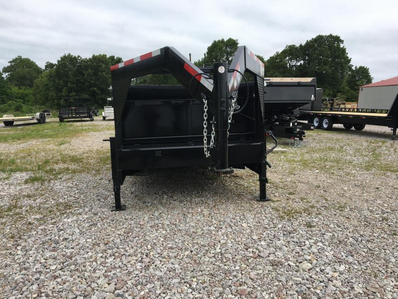 2020 U.S. Built 7x16 16K U.S Built Dump Trailer Dump Trailer