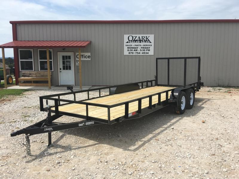Ozark 76 x 20 7K Preferred Utility