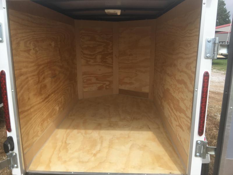 2021 Cynergy Cargo 4x6 Basic Package Enclosed Cargo Trailer
