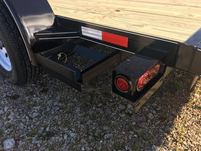 Ozark 82 x 16 7K Preferred Car Hauler
