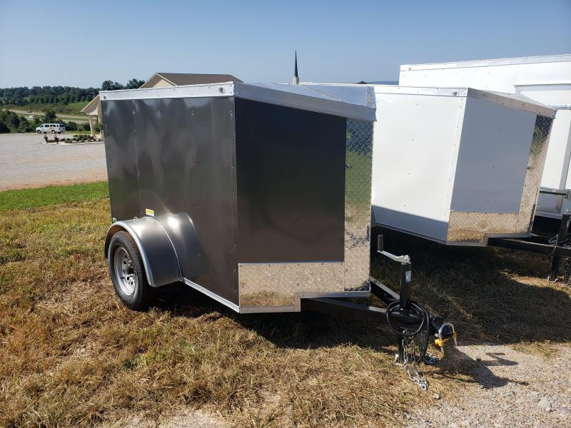 2020 Eagle Cargo 4 x 6 Enclosed Trailer Enclosed Cargo Trailer