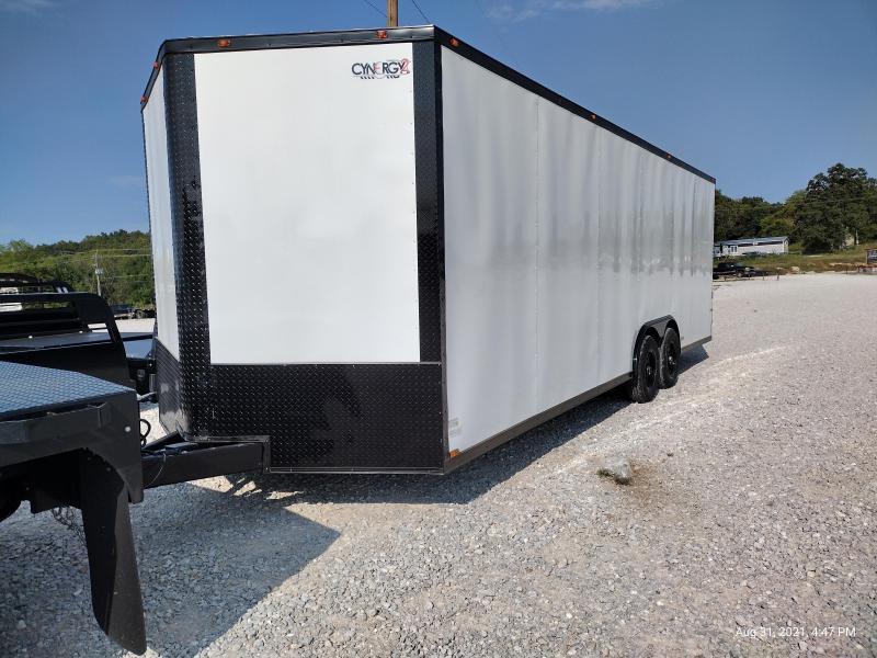2021 Cynergy Cargo 8.5x24 Enclosed Cargo Trailer