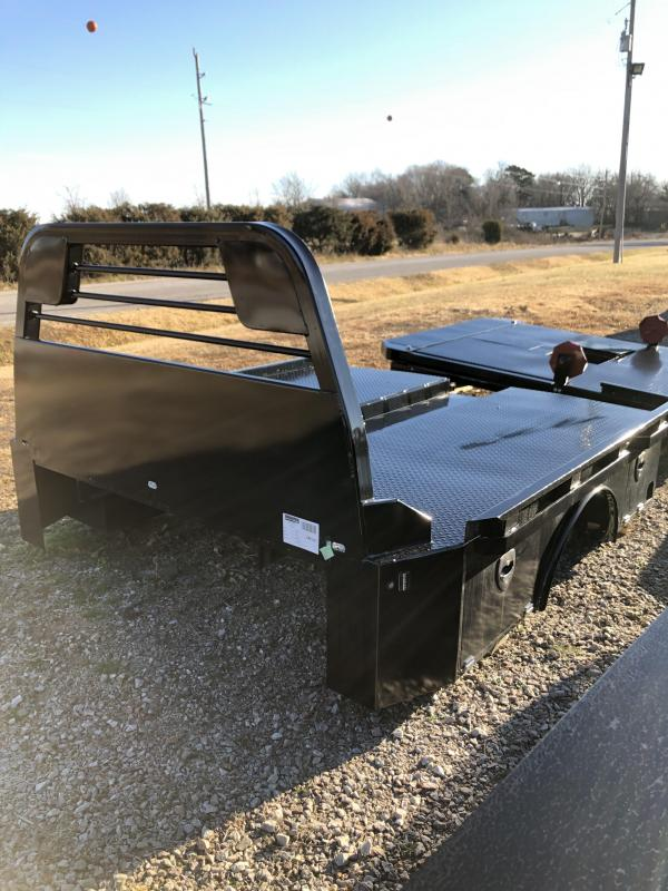 2020 Crownline (Hay Beds) Skirted Trough w/ 56 CA Truck Bed
