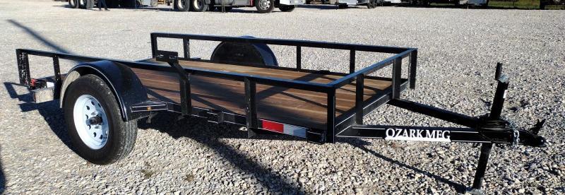 2020 Ozark Trailer Mfg 5X10SA Utility Trailer