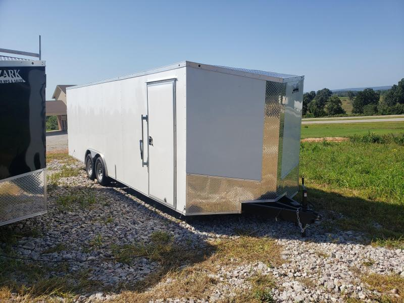 2020 Eagle Cargo 8.5 x 24 10k Cargo Enclosed Cargo Trailer