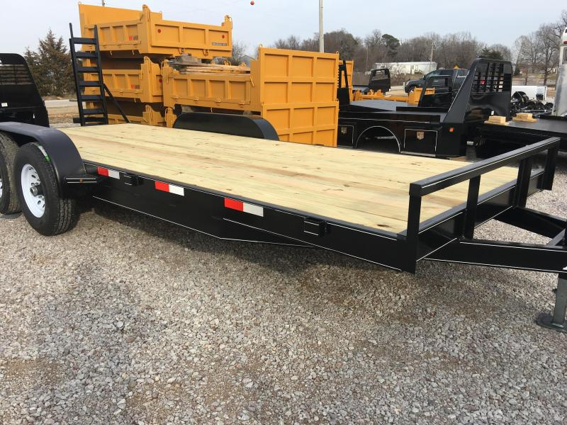 Ozark 82 x 14 14K Preferred Equipment Trailer