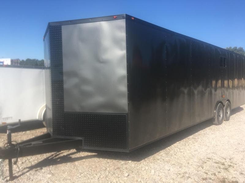 2021 Eagle Cargo 8.5x28 10K Cargo Trailer Enclosed Cargo Trailer