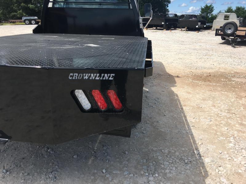 Crownline Work Bed Dual Rear Wheel