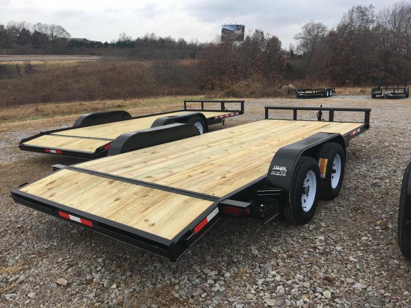 Ozark 82 x 18 7K Preferred Car Hauler