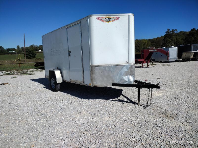 2018 H and H Trailer H&H6x12SA Enclosed Cargo Trailer