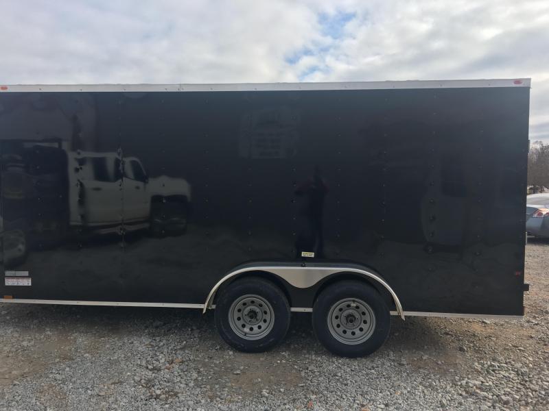 2021 Cynergy Cargo 7x16 Advanced Enclosed Cargo Trailer