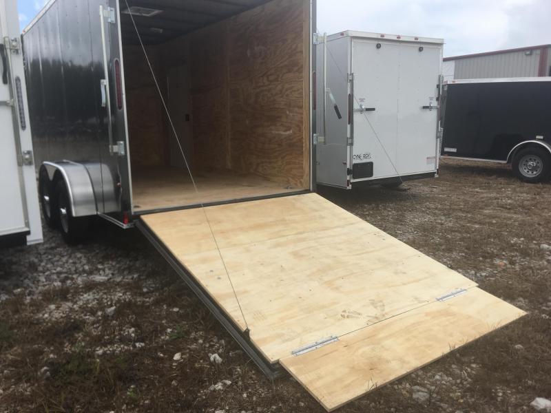 2021 Cynergy Cargo 7x14 Advanced Enclosed Cargo Trailer
