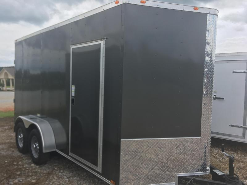 2021 Cynergy Cargo 7x14 Advanced Enclosed Cargo Trailer