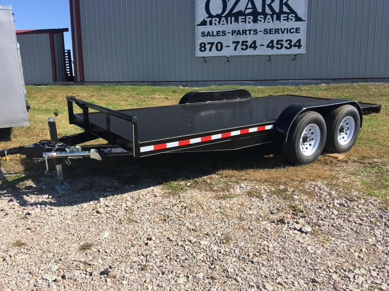 Ozark 82 x 16 14K Preferred Equipment