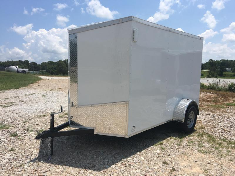 Eagle 6 X 10 Enclosed Cargo Trailer 3K