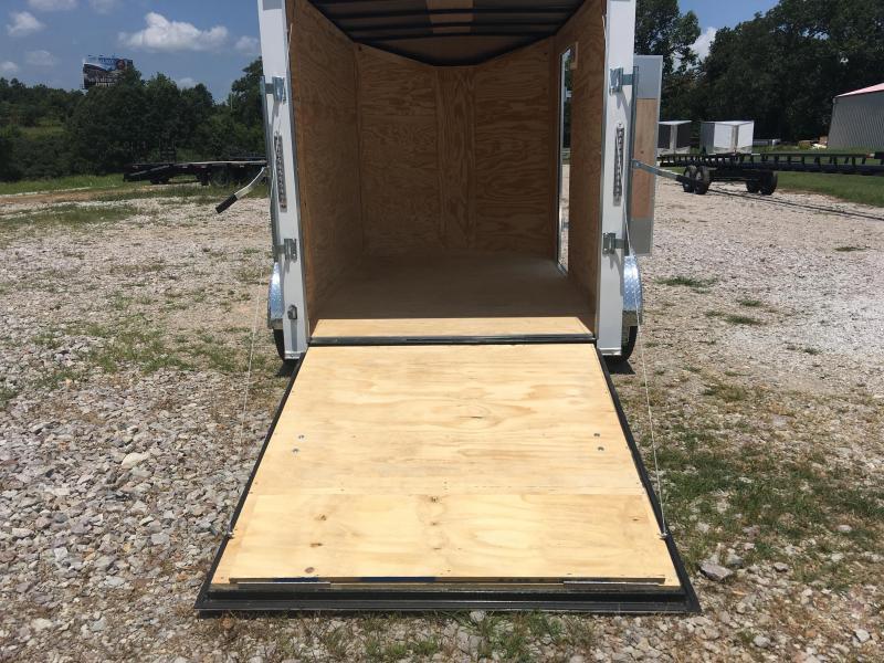 Eagle 6 X 10 Enclosed Cargo Trailer 3K