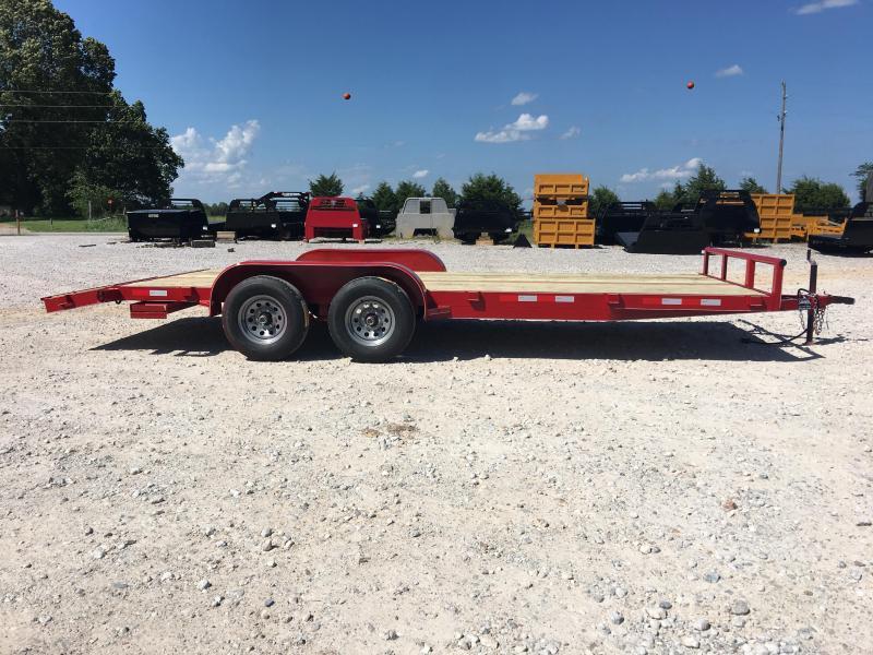 Ozark 82 x 18 10K Preferred Equipment