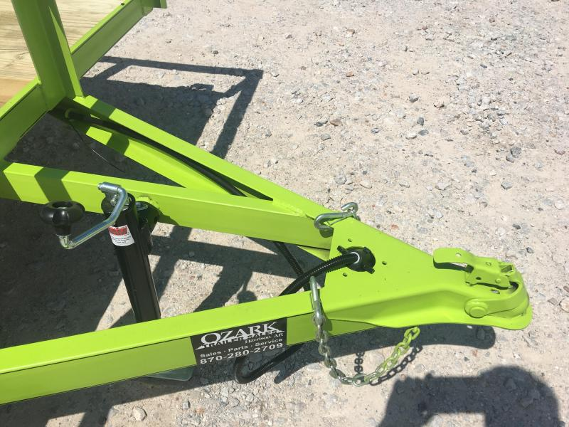 Ozark 82 x 16 10K Preferred Utility