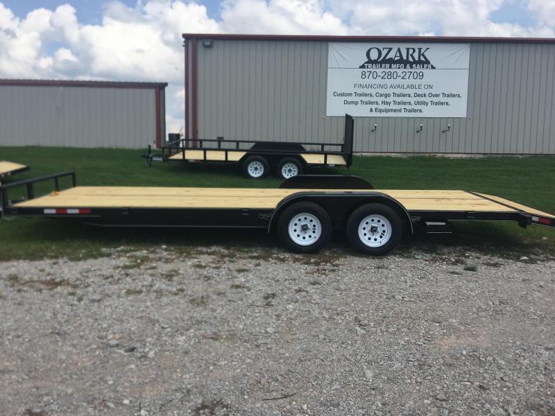 Ozark 82 x 20 7K Preferred Equipment