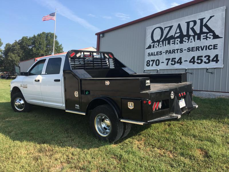 2020 J and I Foreman Truck Bed
