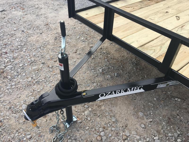 Ozark 76 x 14 SA Utility